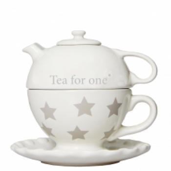 Teekanne *Tea for one* - titan Stars