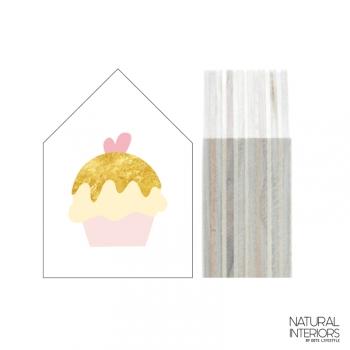 berg chalet online shop holzh uschen cupcake s von. Black Bedroom Furniture Sets. Home Design Ideas
