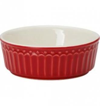 Berg Chalet Online Shop Greengate Pie Dish Mini Alice Red Online