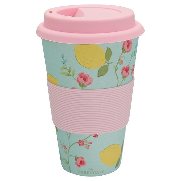 Travel Mug *Limona* pale blue