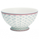 French Bowl *Sasha* blue