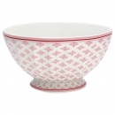 French Bowl *Sasha* pale pink