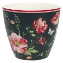 Latte Cup *Meadow* black