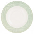 Tiefer Teller *Alice* pale green