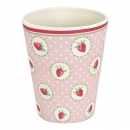 Becher *Strawberry* pale pink