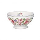 French Bowl *Rose* XL white