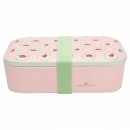 Lunchbox *Strawberry* pale pink