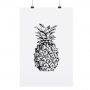 Poster *Pineapple* A4