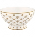 French Bowl *Laurie* NBC gold XL