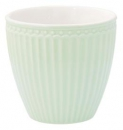 Latte Cup *Alice* pale green